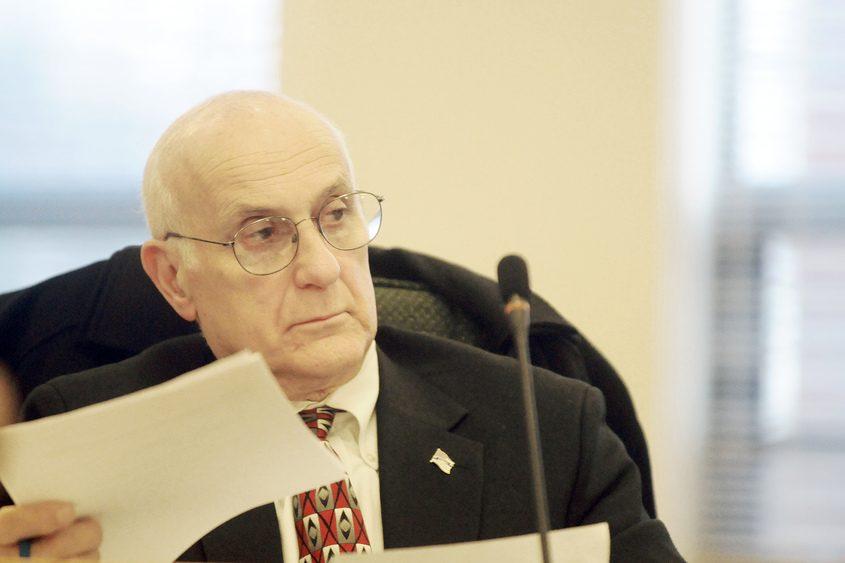 Town Supervisor Vincent DeLucia.