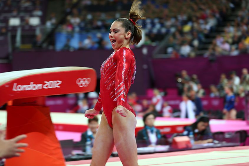 Gymnast McKayla Maroney alleges sexual abuse by team