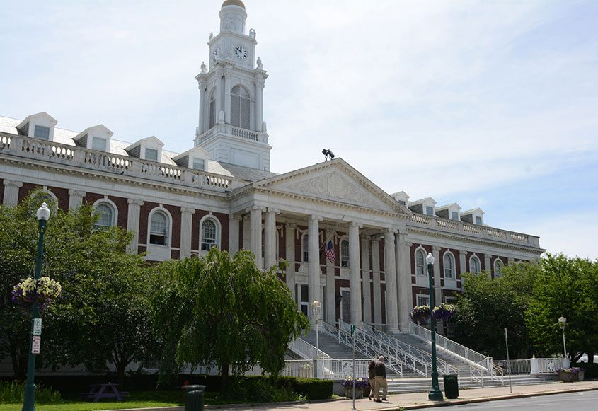 Schenectady City Hall.