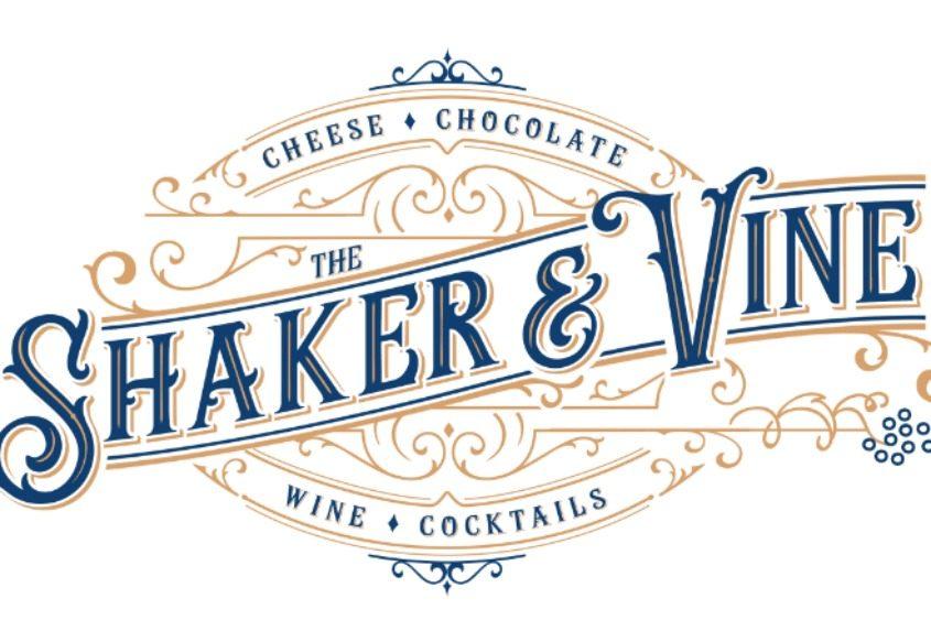 The Shaker & Vine logo.
