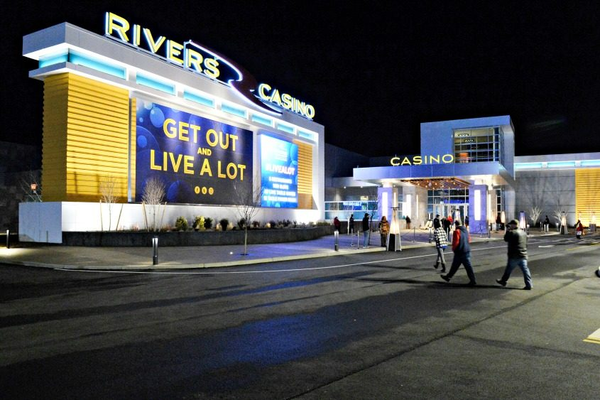 Rivers Casino and Resort in Schenectady.