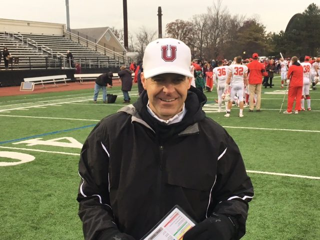 Coach Jeff Behrman has Union heading in the right direction.