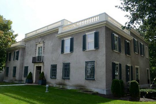 The Hyde Collection in Glens Falls.
