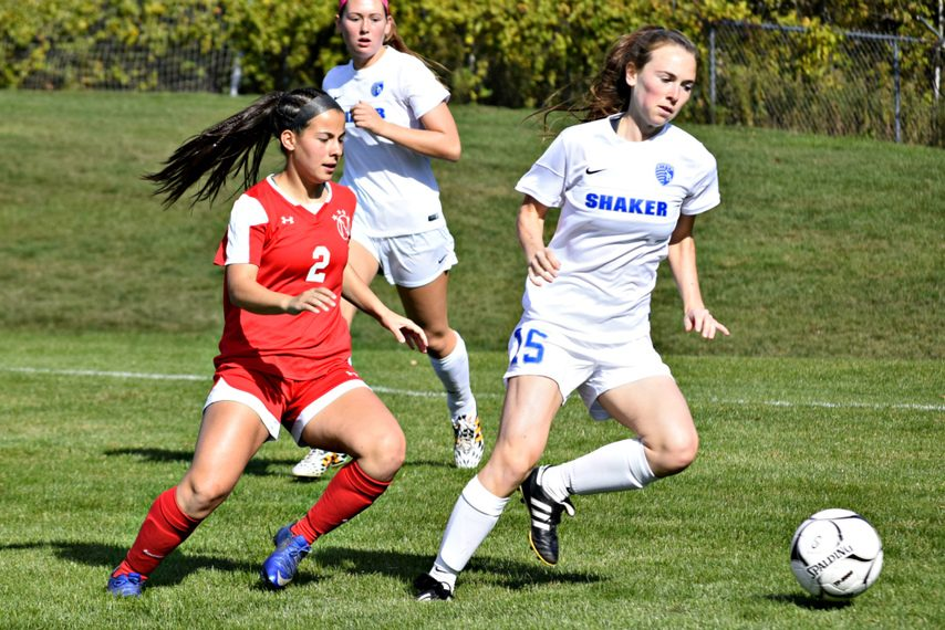 Izzy Lynch was named first-team all-state in soccer.