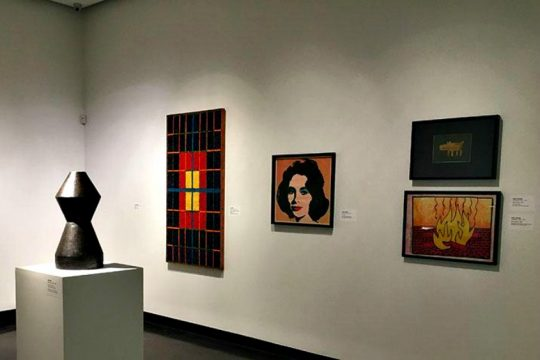 The new Feibes & Schmitt Gallery at The Hyde Collection in Glens Falls.