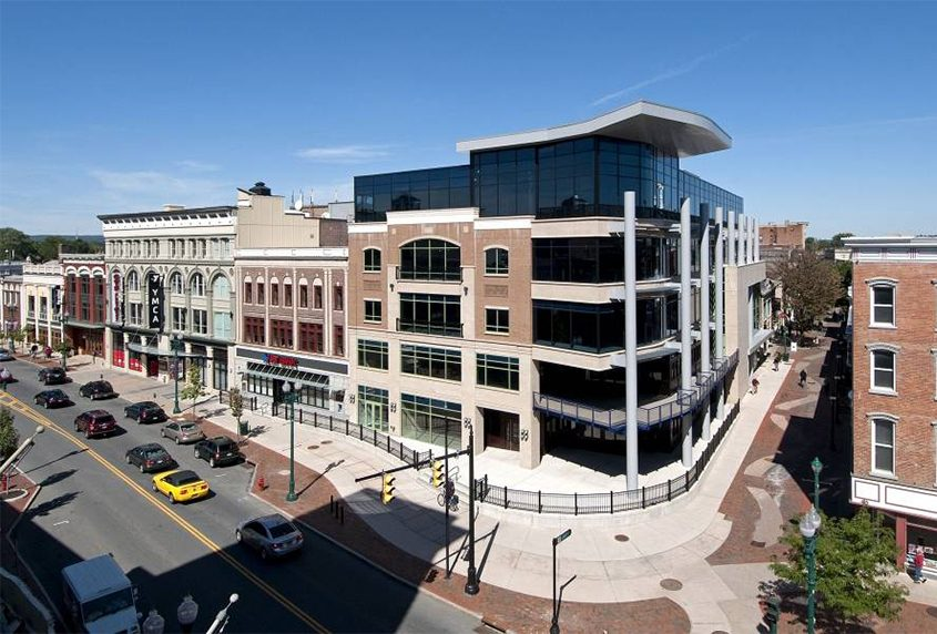 The new Center City complex at 433 State St. opened in 2011 and was a key factor in helping Schenectady revitalize its downtown.