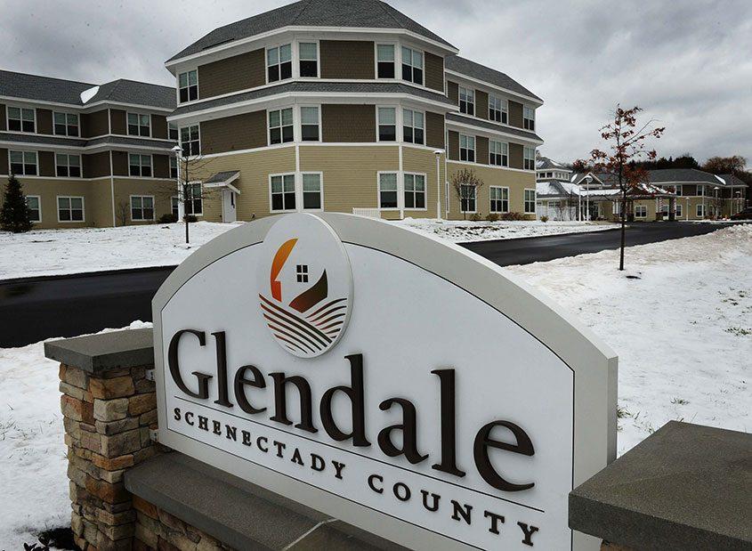 Glendale Nursing Home on Hetcheltown Road in Glenville, Dec. 31, 2015.