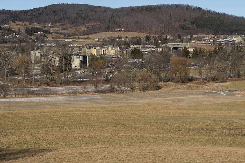 Nearly 300,000 square feet of greenhouse space is planned to be built on SUNY Cobleskill land.