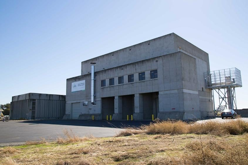 The Lystek biomass processing plant in Fairfield, Calif., is similar to what is being proposed in the town of Glen.