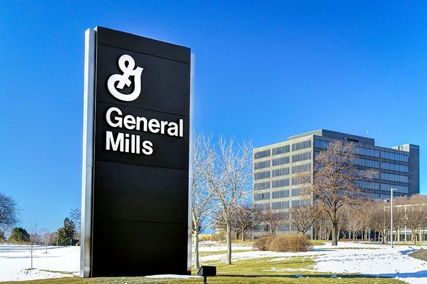 General Mills corporate headquarters in Golden Valley, Minnesota.