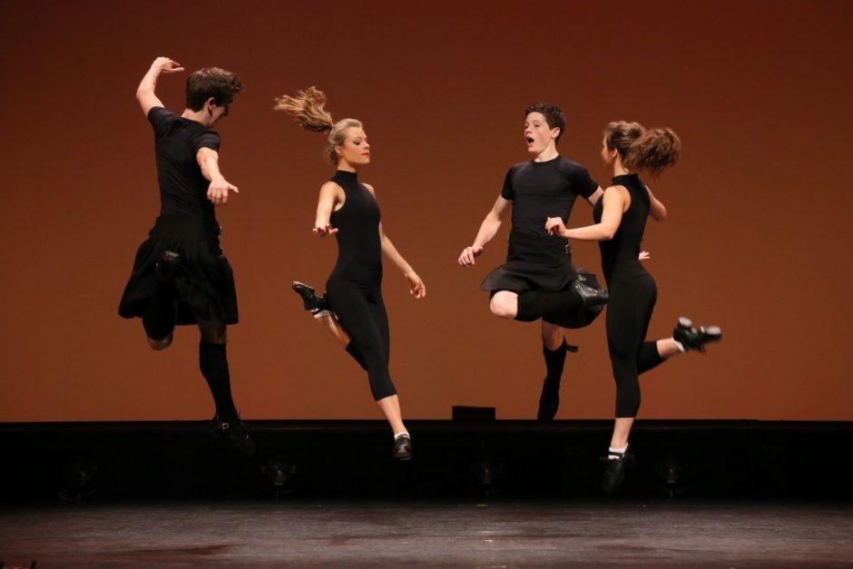 The Trinity Irish Dance Company will perform at SPAC July 30.