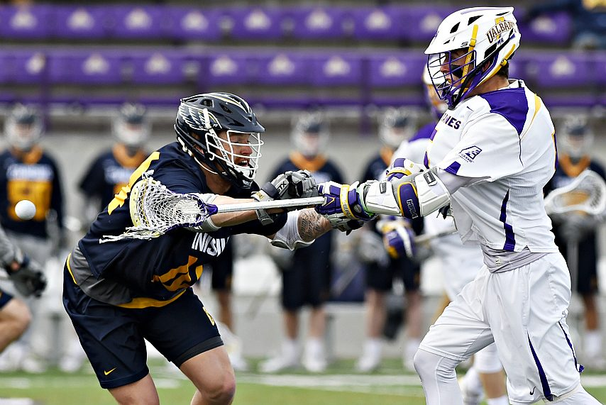 Connor Fields is a likely top pick in Wednesday's MLL draft.