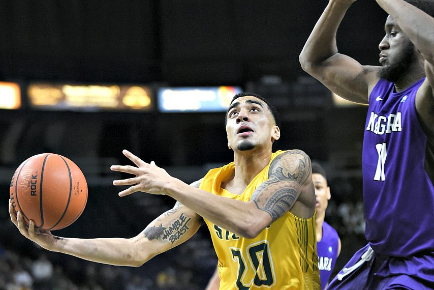 Two more Siena players granted releases.