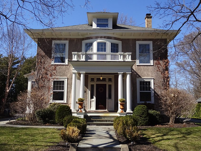 Nancy Cook's house at 31 Fifth Ave. in Saratoga Springs will be part of the Historic Homes tour.