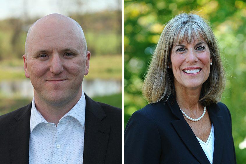 Aaron Gladd and Daphne Jordan are among candidates seeking Kathy Marchione's Senate seat.