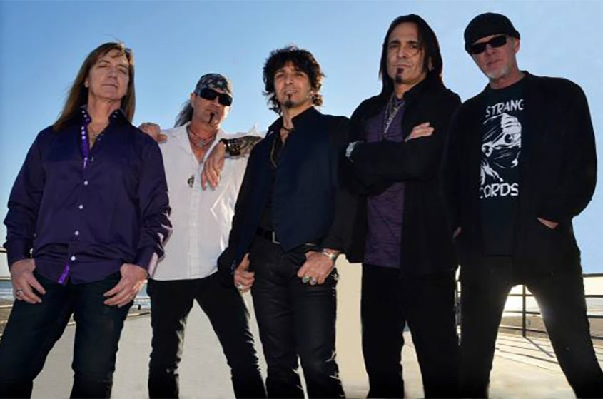Great White kicks off Alive at Five tonight in Albany.
