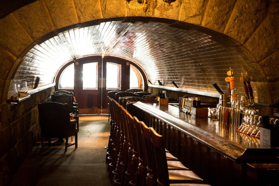 An inside look at The Tunnel Bar in downtown Northampton.