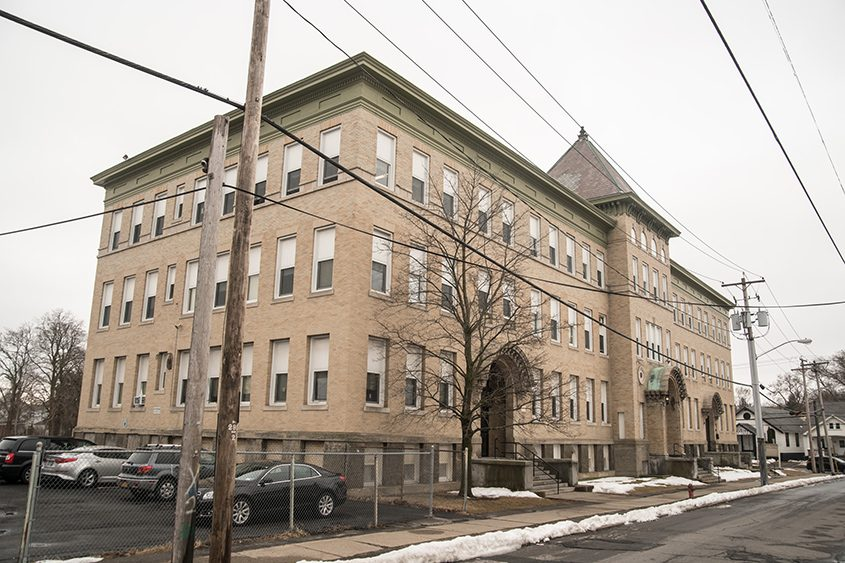 Lincoln Elementary is one of two Schenectady schools hiring a principal for the next school year.