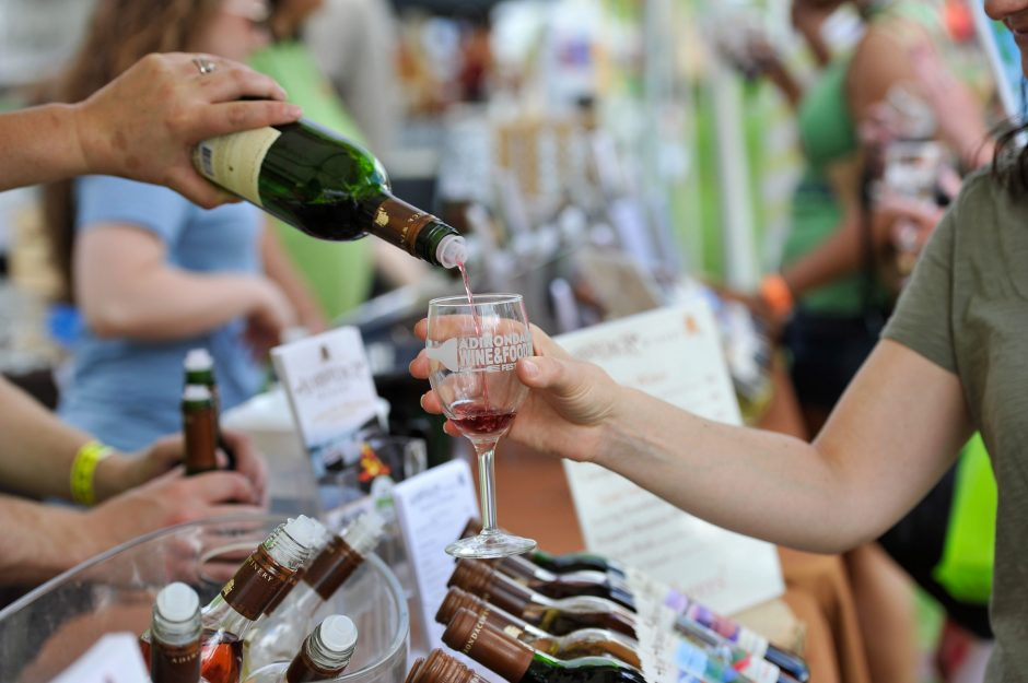 The fourth annual Adirondack Wine and Food Festival will offer plenty of nibbles, noshes and quaffes.