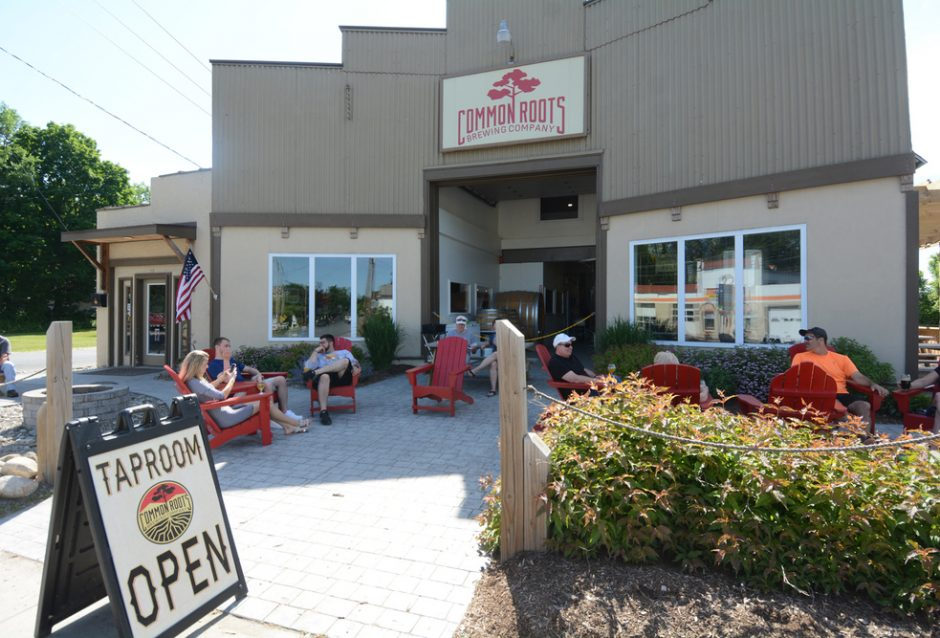 Common Roots Brewing Company, Saratoga Road in South Glens Falls
