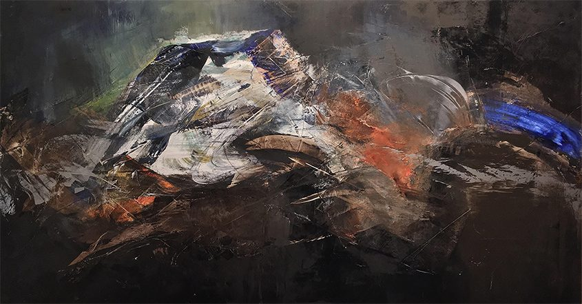 """The Watchtower"" by artist Zack Lobdell"