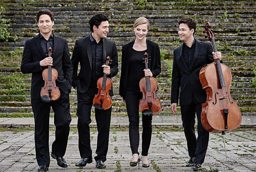 The Schumann String Quartet