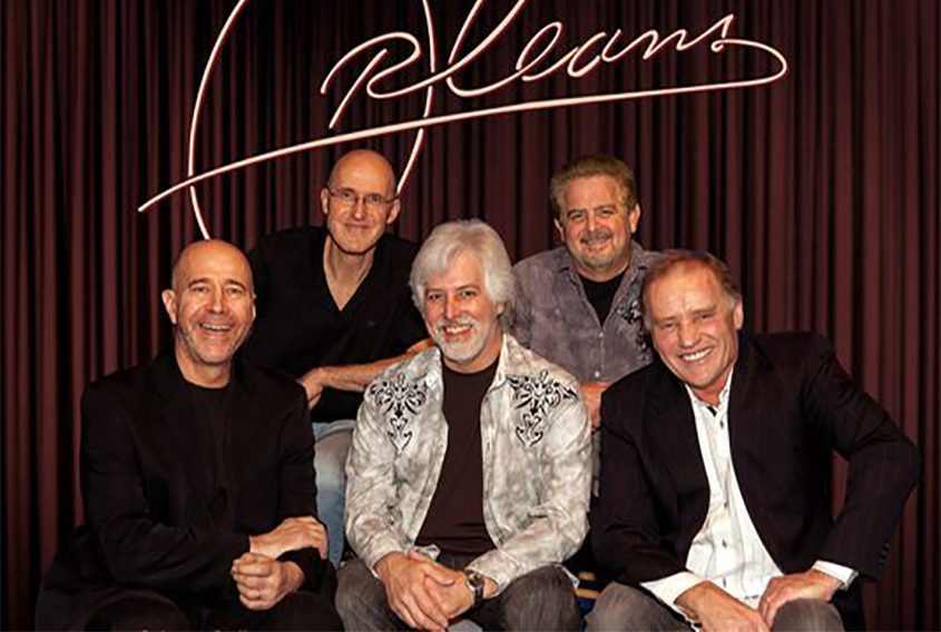 Orleans performed Saturday evening at Harbor Jam.