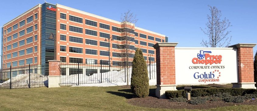The Golub Corp. headquarters is shown in March 2015.