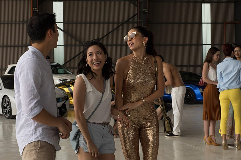 """A scene from """"Crazy Rich Asians."""""""