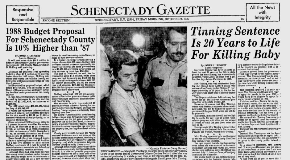 The Schenectady Gazette from Oct. 2, 1987