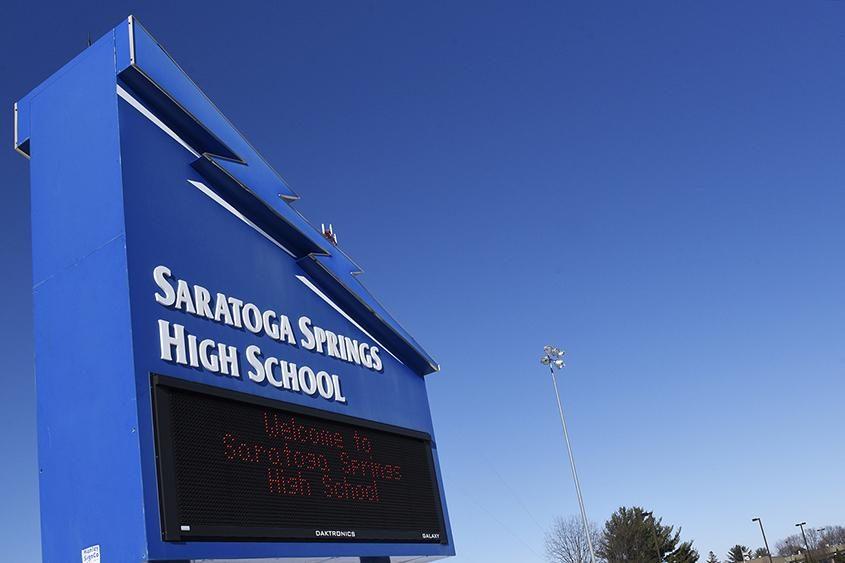 Saratoga Springs High School