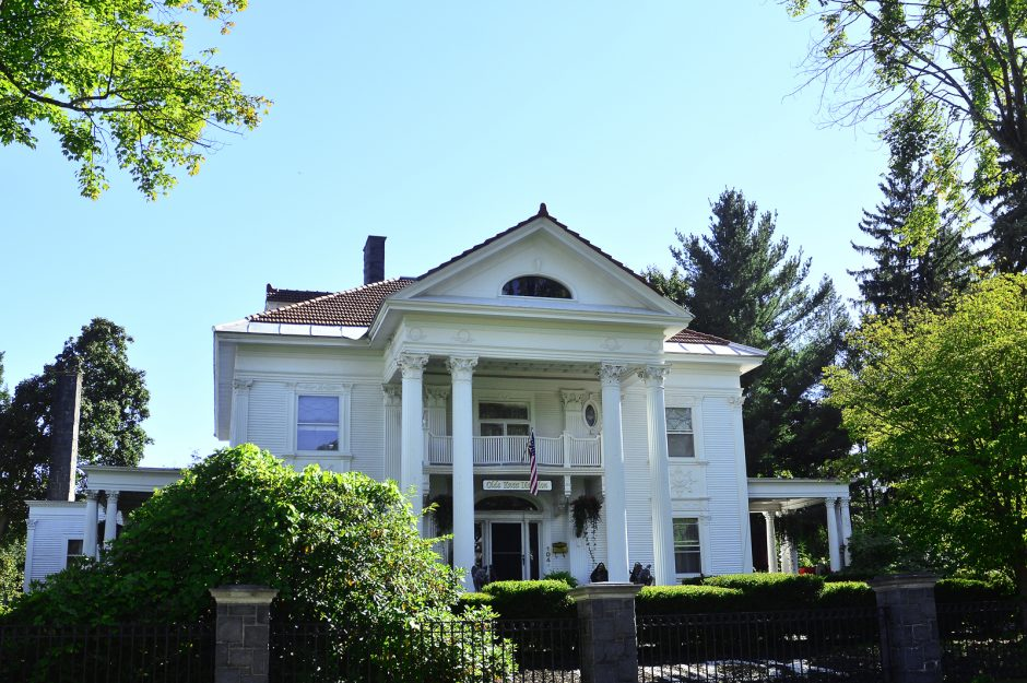 The Knox Mansion in Johnstown