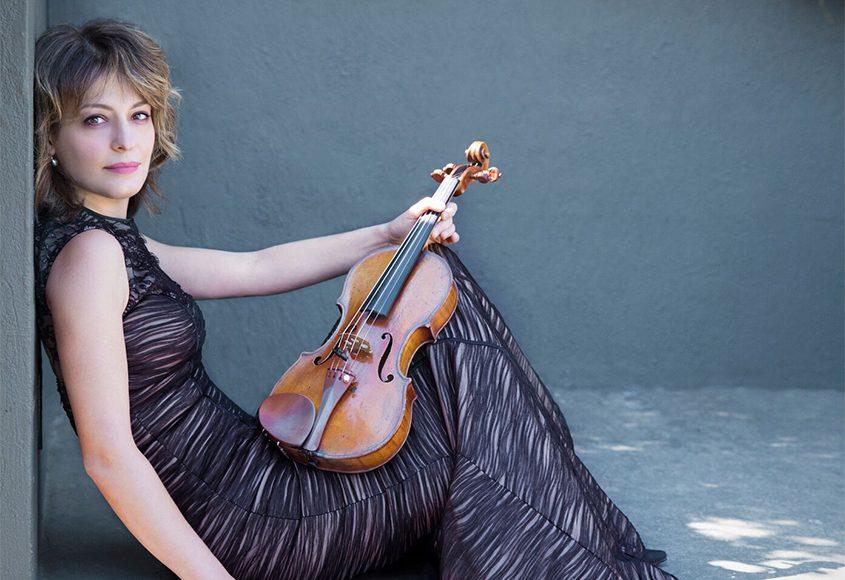 Romanian violinist Irina Muresanu will perform Friday night and Saturday at Union.