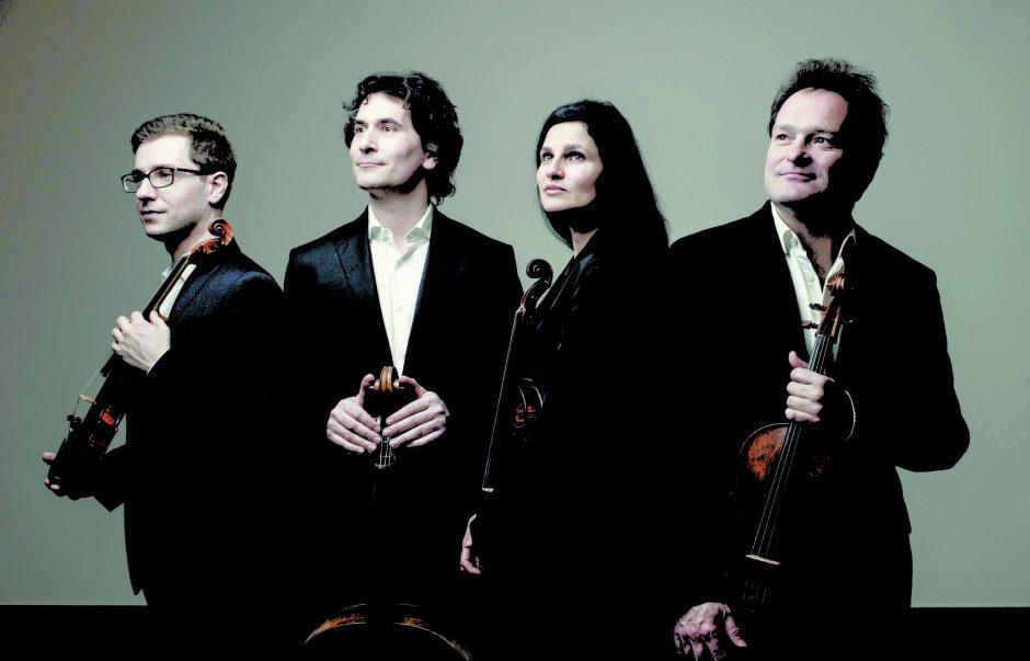 Belcea Quartet will open the Union College Concert Series fall season.