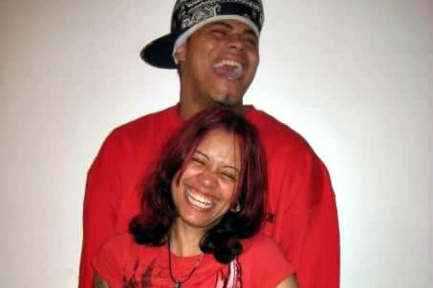 Andrew Kearse and his wife, Angelique Negroni-Kearse.