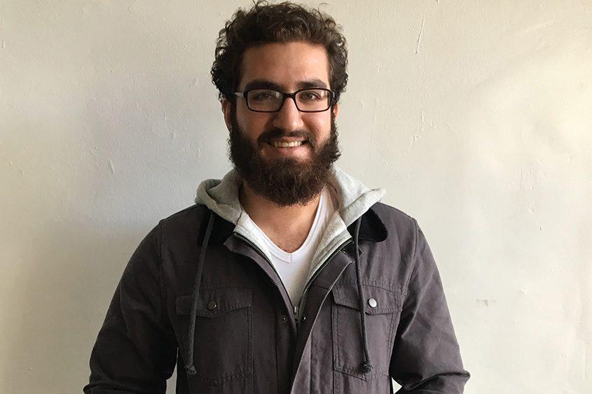 Salah Muhiddin, the 22-year-old son of Yassin Aref.