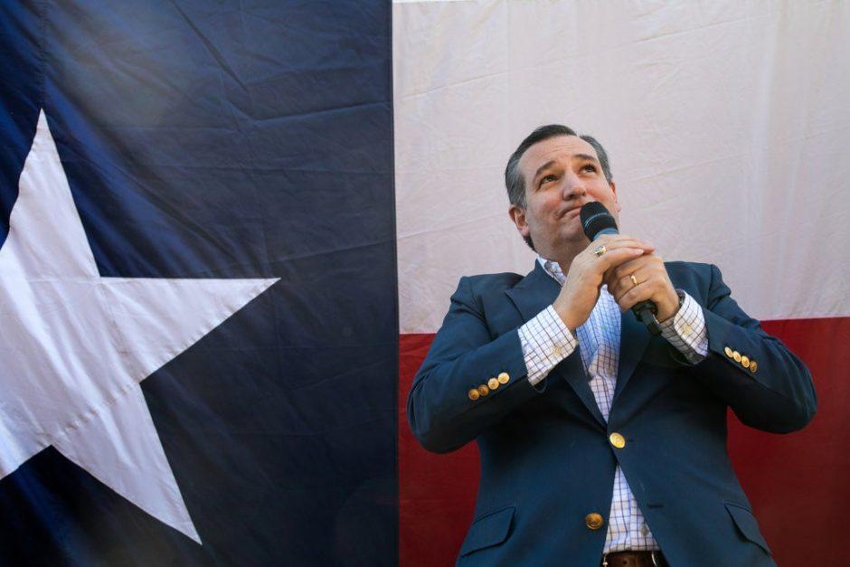 Senator Ted Cruz overwhelmed Representative Beto O'Rourke through much of rural Texas.