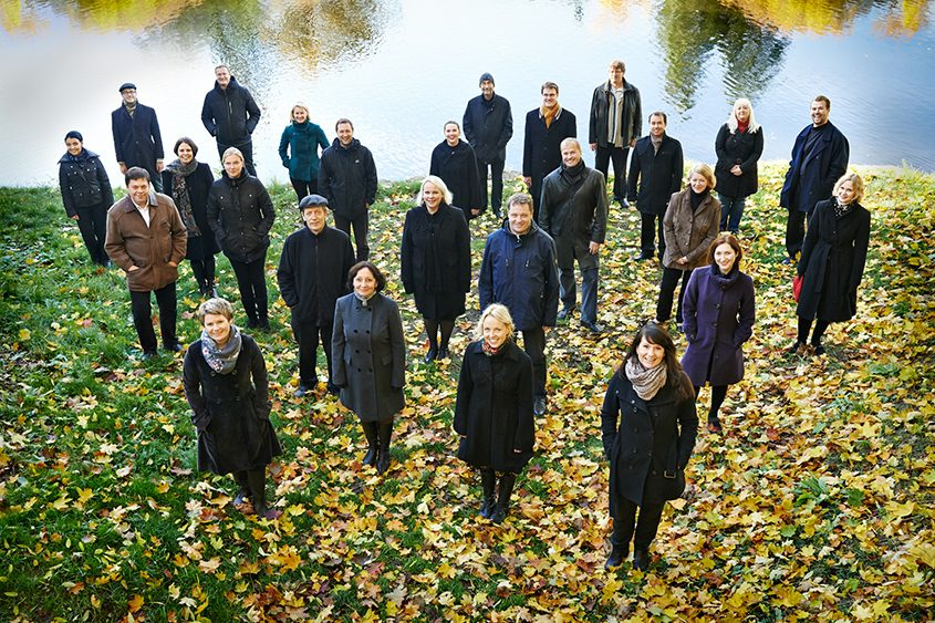The Estonian Philharmonic Chamber Choir