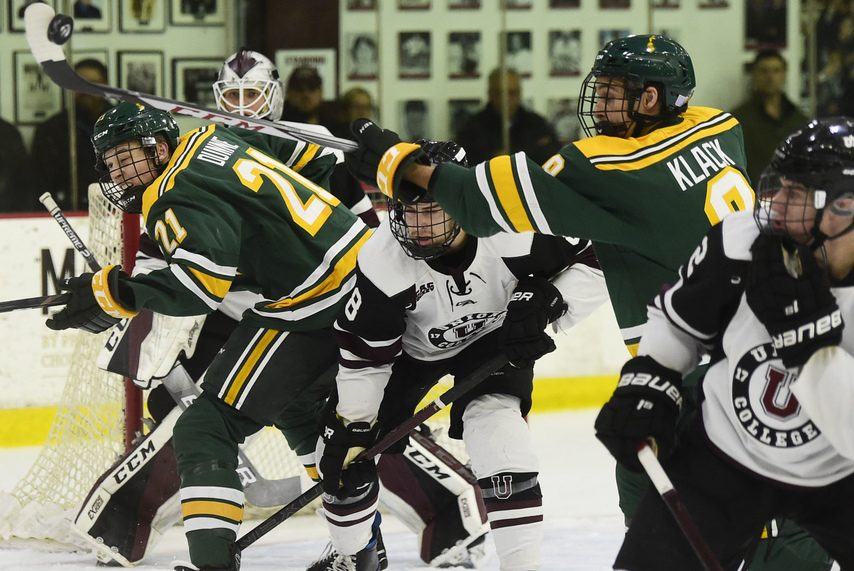 The Union men's hockey team is coming off a weekend sweep of Clarkson and St. Lawrence.