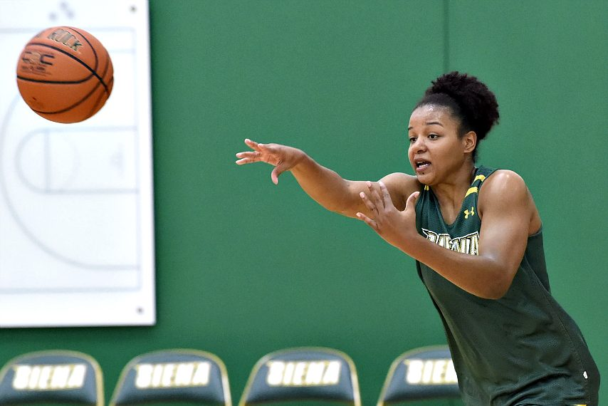 Siena lost Saturday to Florida Atlantic.