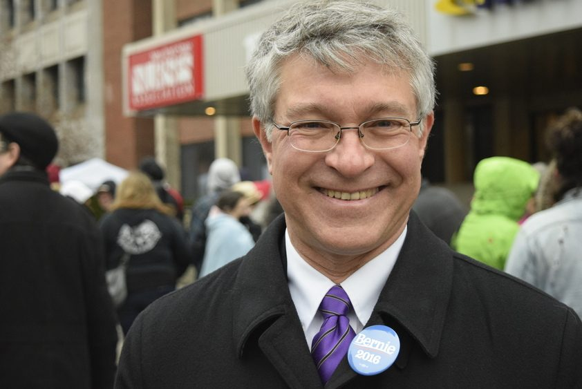 Assemblyman Phil Steck, who represents the state's 110th District, is pictured in 2016.