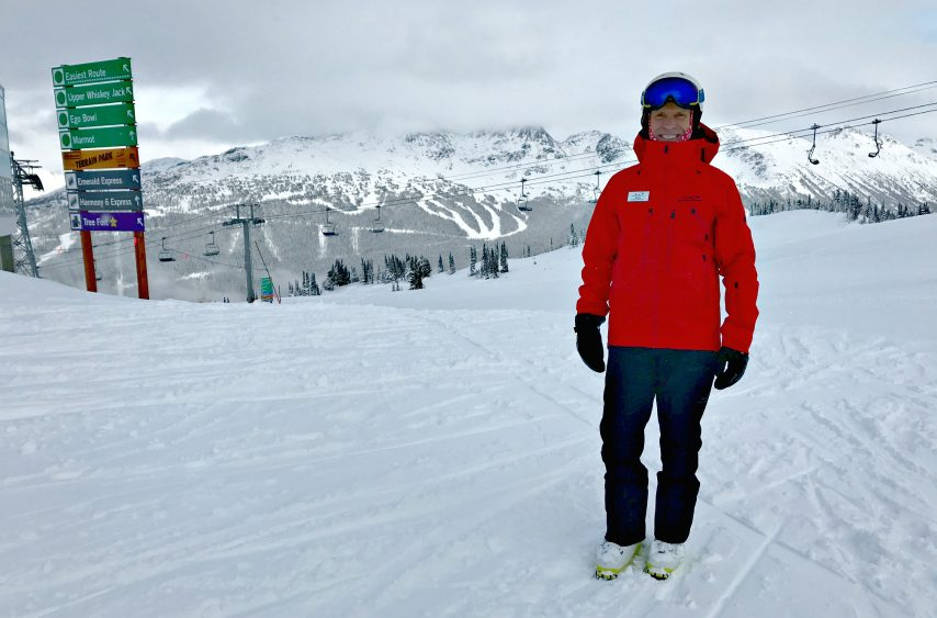 Pete Sonntag, a Shenendehowa graduate, is a chief executive at Whistler-Blackcomb in Vancouver.