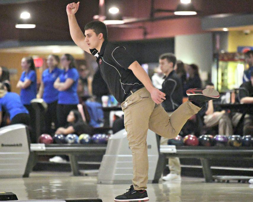 Niskayuna bowling's Dan Palmer is shown at a recent event.