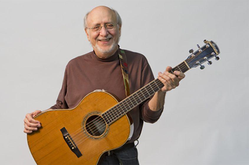 Peter Yarrow performs Friday and Saturday nights at Caffe Lena