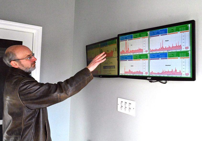 netZero Village developer David Bruns