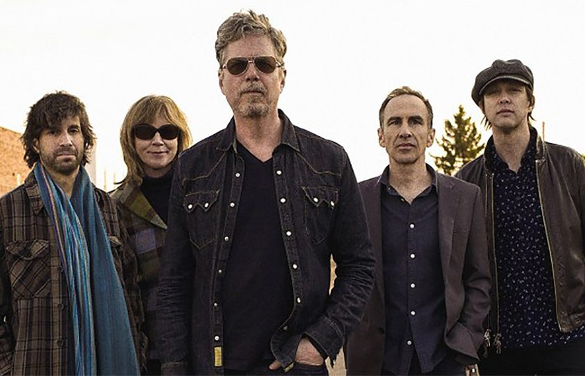 """The Jayhawks bring songs from a new album, """"Back Roads and Abandoned Motels,"""" to The Egg in Albany tonight."""