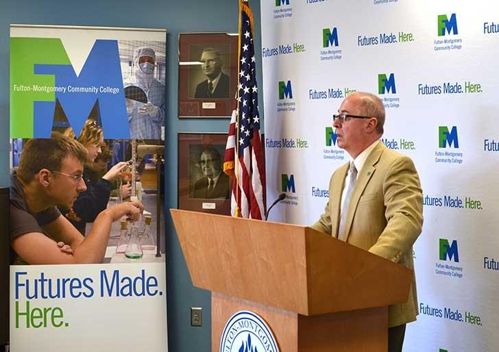 FMCC President Dustin Swanger talks about a $2 million bequest in 2016.