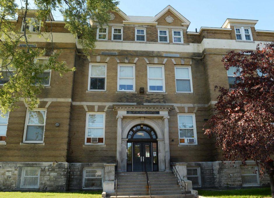 The Elmer Elementary School on Elmer Avenue in Schenectady Thursday, October 8, 2015.