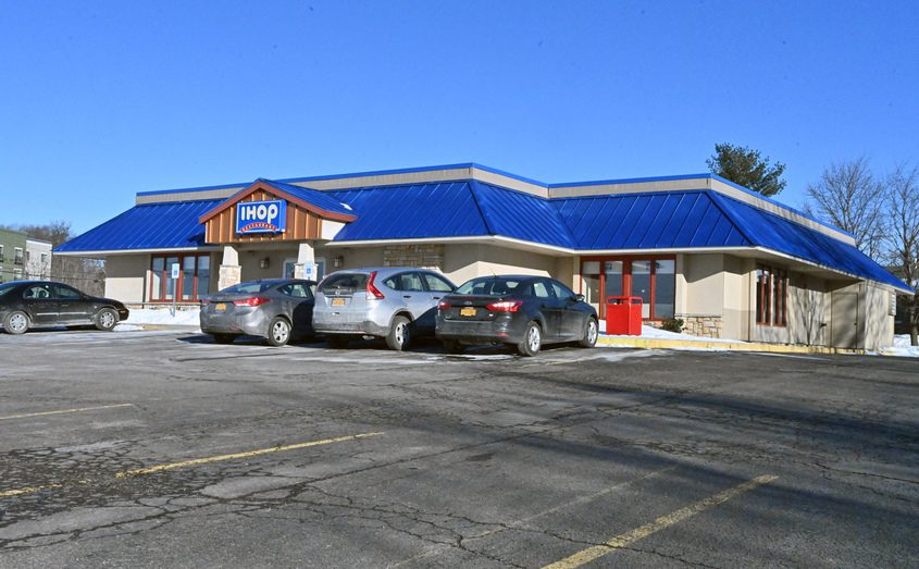 This IHOP located on Plank Road in Clifton Park has been sold.