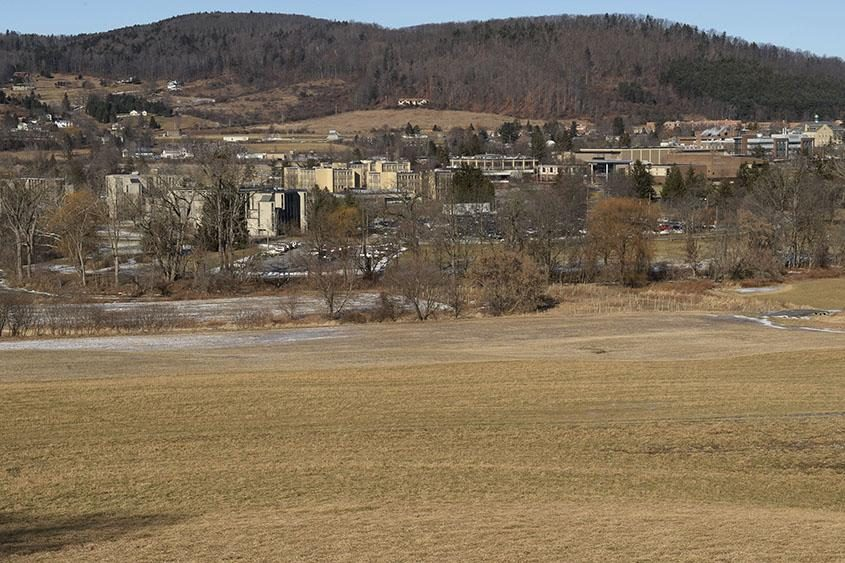 Nearly 300,000 square feet of greenhouse space is planned to be built on SUNY Cobleskill land